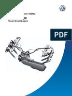ssp 840193. 3.0 liter V6 TDI. Clean Diesel Engine