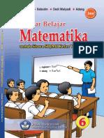 Gemar Belajar Matematika Kelas 6 Aep Saepudin 2009