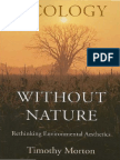 Morton, Timothy 2010 Ecology without Nature - Rethinking Environmental Aesthetics.pdf