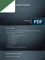 English for translation - Aditya - Module 5 [updated].ppt
