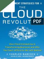 Management Strategis for the Cloud Revolution - Charles Babcock