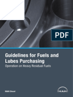 Fuels and Lube