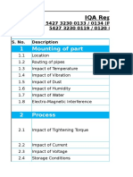 IQA Signoff Format