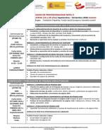 ASOGESTIC Catálogo Cursos Garantia Juvenil 2016