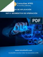 Guia de Aplicacion NIIF-8 Segmentos de OP Consultas IFRS