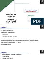 Corporate Bondage