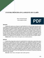 Dialnet-CulturaFrancesaEnLaRegentaDeClarin-1212567