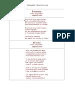 Poemas de Virgilio
