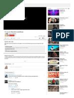 Yo Soy Tú, Mézclate (Castellano) - YouTube