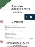 Proyectos Estructurales de Acero