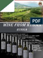 Wine From Kuban1