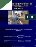 Prevencion de La Contaminacion de Agua