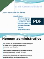 Teoria Geral de Administração Slide - 2
