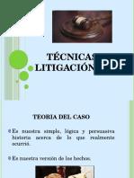 Litigacion Oral