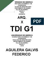 TDI G1 34
