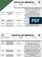Serviços de Emprego Do Grande Porto- Ofertas Ativas a 12 09 16