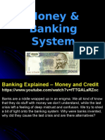 Topic 4A-Money & Banking