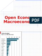 Topic 8-Macroeconomics OpenEconomy