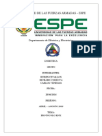 Protocolo KNX Grupo 2