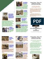 AI Photo Flyer TriFold