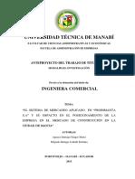 TESIS DE GRADO PROBIMANTA SA