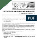 Caderno-QuestoesCURSOS-TECNICOSINTEGRADOS
