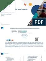 IGM Habitos y Actitudes Hacia La Prensa Escrita 2015