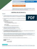 Tarea Nº 1 - El Modelo Cliente Proveedor Semi Desarrollado