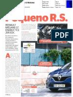"""NOVO RENAULT MÉGANE GT NA """"CARROS & MOTORES"""".pdf"""