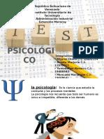 Presentación Test Psicologico Expo