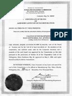 Code Ngo SEC-AmendedArt_Dec2009
