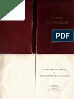 Salmos Responsoriais Edição 2000