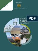 PCCM - Politique Changement Climatique Marocaine.pdf