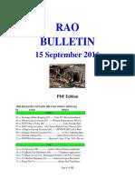 Bulletin 160915 (PDF Edition)
