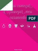 Como comecar a planejar meu casamento.pdf
