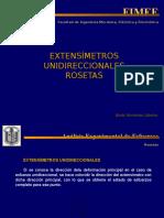 Rosetas extensométricas