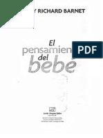 Barnet Ann Y Richard - El Pensamiento Del Bebe(OCR y Opt)