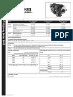 Manual Allison 6600