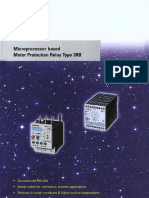 Microprocessor based motor protection relay type 3RB.pdf