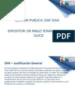 Modulo SIAF 2015