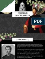 machiavelli powerpoint