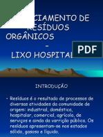 Gerenciamento de Resíduos Orgânicos –