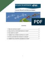 1-Guide Du Cours Pour Les Participants