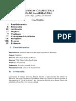 PLANIFICACIÓN ESPECÍFICA DÍA DE LA AMISTAD.docx