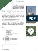 Reloj - Wikipedia, La Enciclopedia Libre