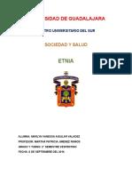 Tema 5. Etnia. Sociedad y Salud