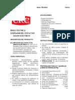 TDS Limpiador de Contactos Grado ElÇctrico