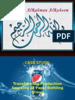 Transforming Production Sourcing at PBG.pptx