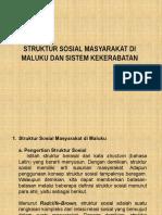 01. Struktur Sosial Masyarakat Di Maluku Dan Sistem Kekerabatan