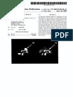 U.S. Patent App. No. 2003-0120140, Polygraph Utilizing Medical Imaging, To Bango, Pub. 2003.